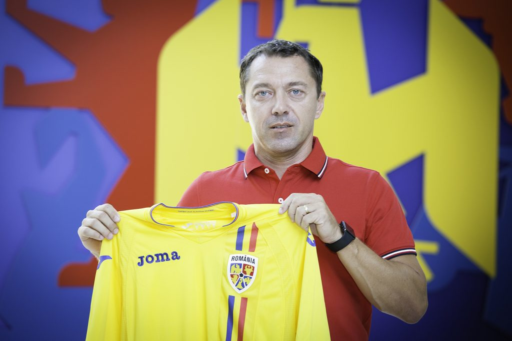 Laurentiu Rosu Romania U18