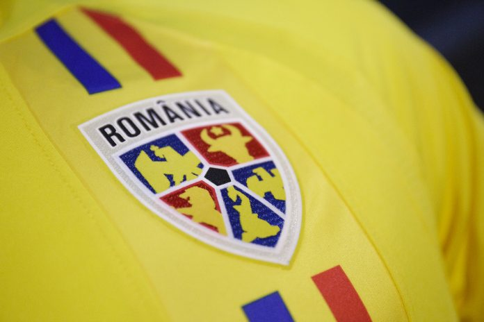 Logo Romania echipa nationala