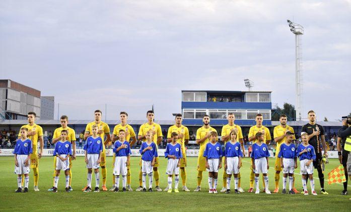 Romania Bosnia U21