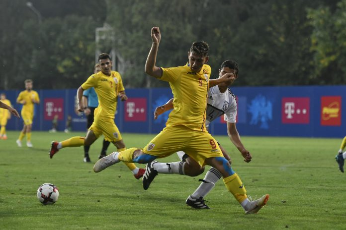 Romania Cipru U19