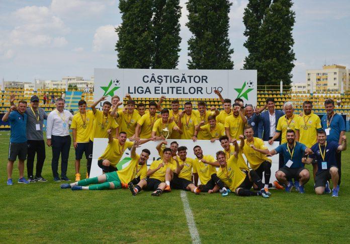 Viitorul, campioana Liga Elitelor U19