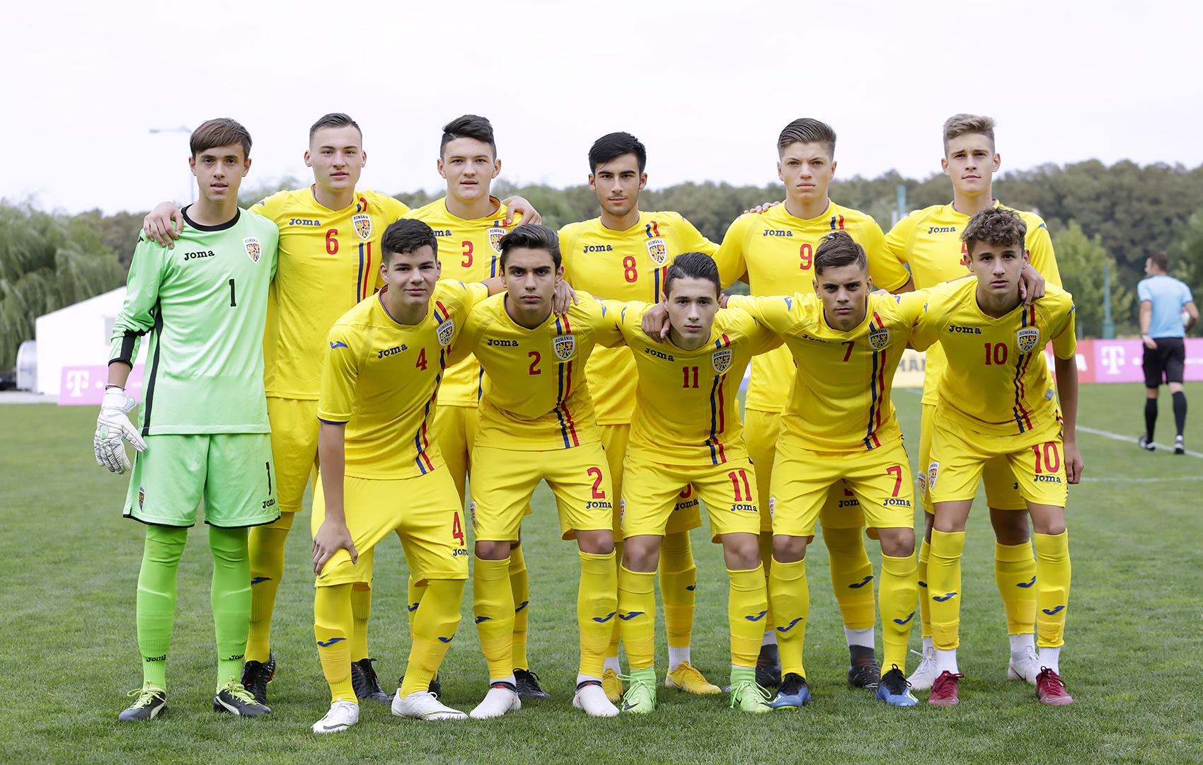 Romania Turcia U16