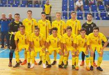 Futsal Romania U19