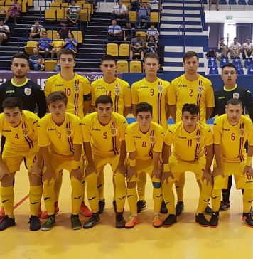 Romania futsal U19