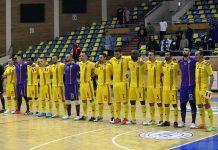 Romania Albania futsal