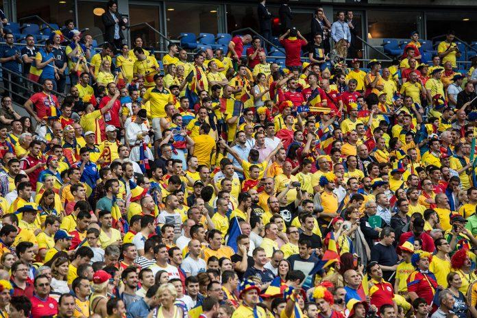 suporteri Romania