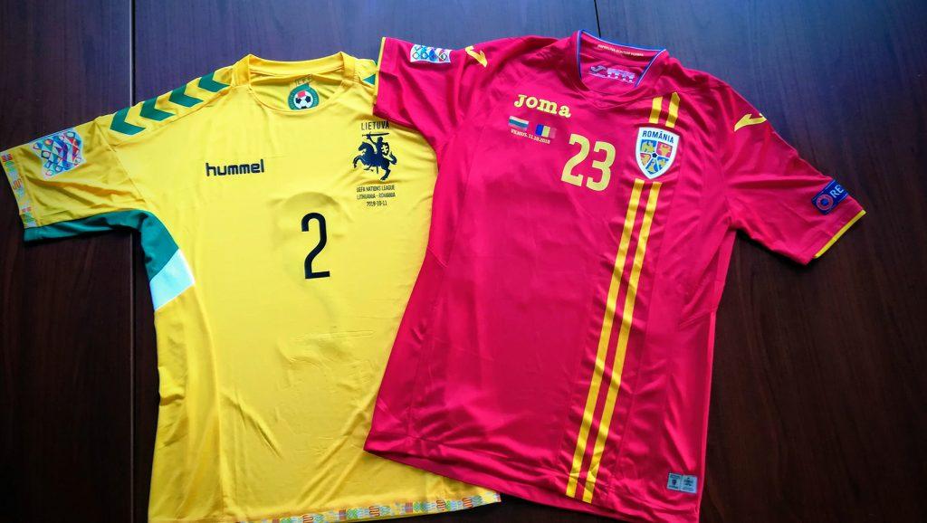 Lituania - Romania
