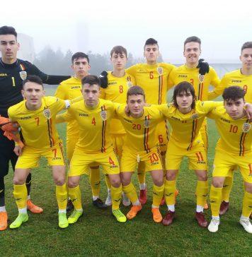 Romania Serbia U17