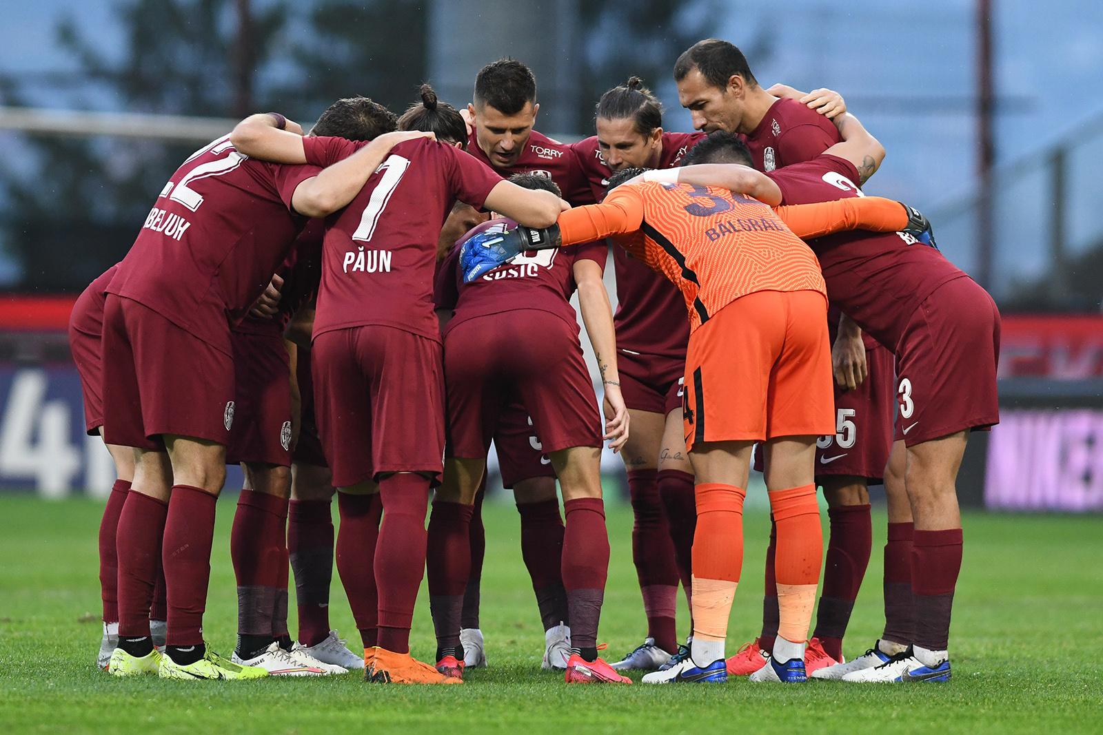 CFR Cluj și-a aflat adversarele din grupele Europa League ...