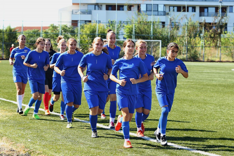 Turneele 7 si 8 din cadrul Cupei Romaniei 3x3 feminin se disputa in acest weekend